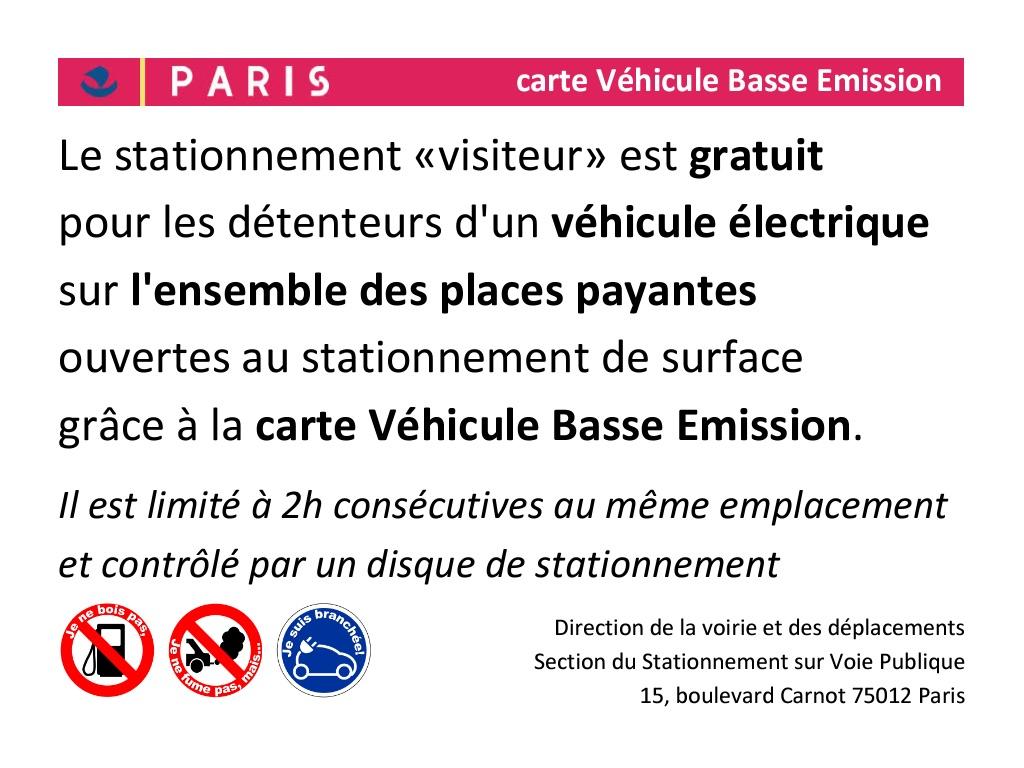 Stationnement Residentiel Gratuit à Paris Mais Pv à 17