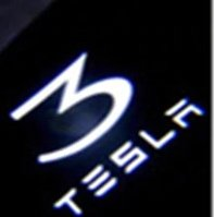 2019-11-25 23_37_20-2 pièces pour Tesla modèle 3 S X Logo projecteur LED lampe décorative porte de v.jpg